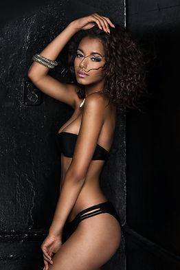 Sexy black lady.
