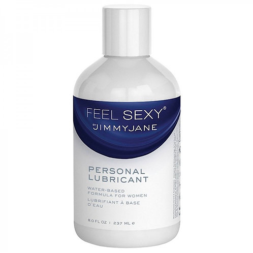 Feel Sexy Water-Based Lubricant in 8oz/ 237ml