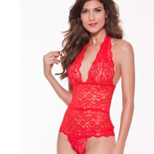 Big yards lingerie Sexy lace sleeper