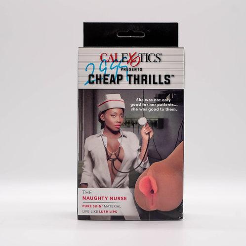CalExotics Cheap Thrills Naughty Nurse