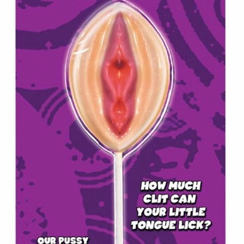 Pussy licker sucker