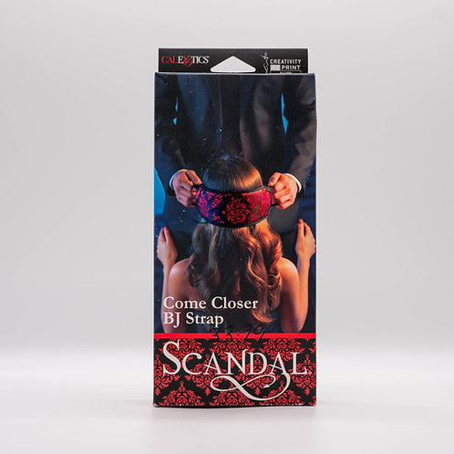 Scandal® Come Closer BJ Strap