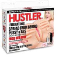 Hustler Toys Vibrating Pussy & Ass - Alexis Texas