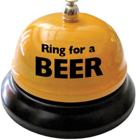 Ring for beer table top