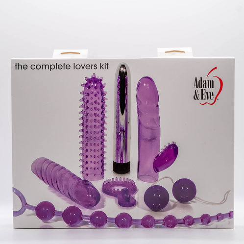 Adam & Eve Signature Toys The Complete Lovers Kit