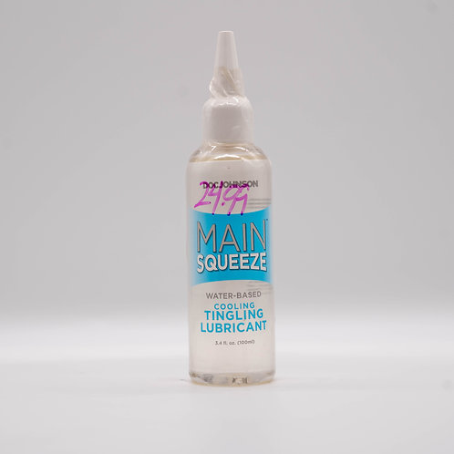 Main Squeeze Cooling/Tingling Lubricant