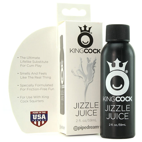 King Cock Jizzle Juice in 59mL