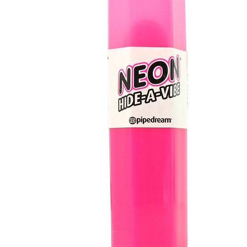 Neon Hide-a-Vibe in Pink
