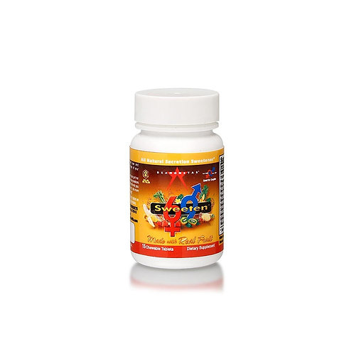 Sweeten69 All Natural Secretion Sweetener in 15 Tablets