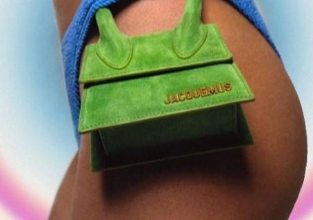 In a Parallel Universe, I Am Le Chiquito Bag by Simon Porte Jacquemus