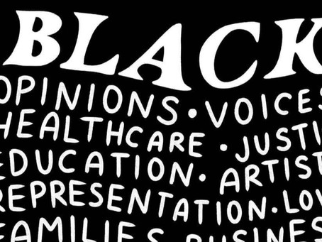 Black Lives Matter: Important Resources