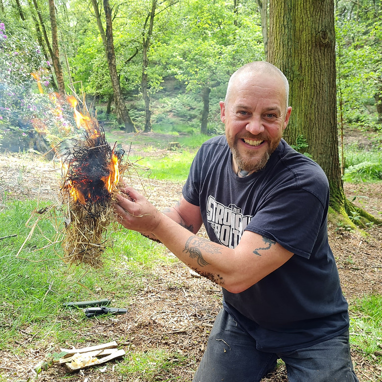 2 Day Introduction to Bushcraft & Survival