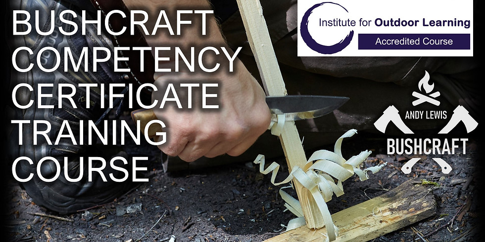 IOL Bushcraft Competency Certificate Training Course