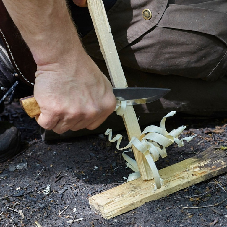 IOL Bushcraft Competency Certificate - 4th to 6th Aug 2021