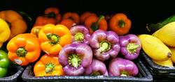 Fresh Organic Peppers