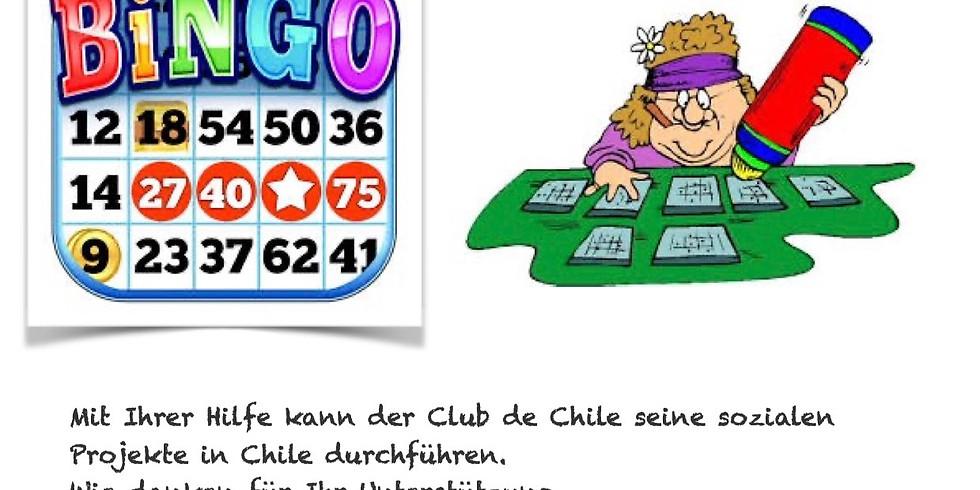 Bingo + Grill -  ABGESAGT!!!