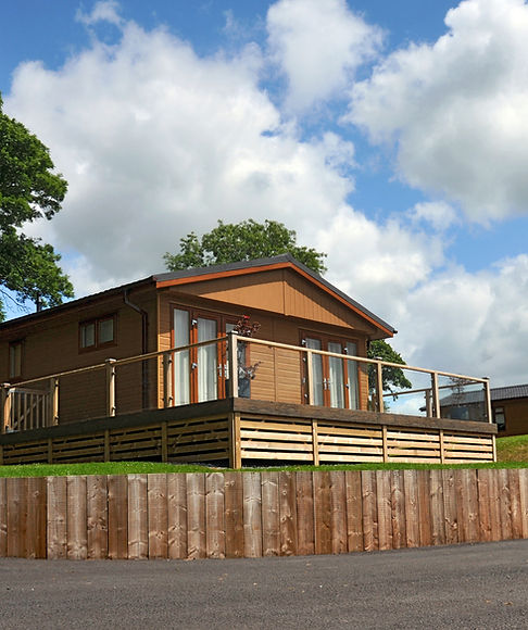 Planning Permission Lodges