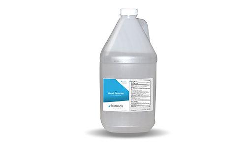 Gel Hand Sanitizer 1-Gallon w/ Hand Pump (Case Of 4)