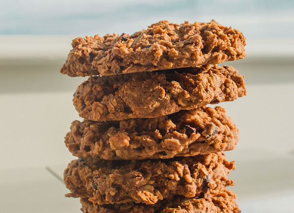 Chewy Nut Butter Cookies (10x 40g)