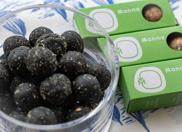 Crunchy Hempseed Energy Nut Balls  (12 x 18g)