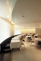 Rogue Restaurant Sam Booth