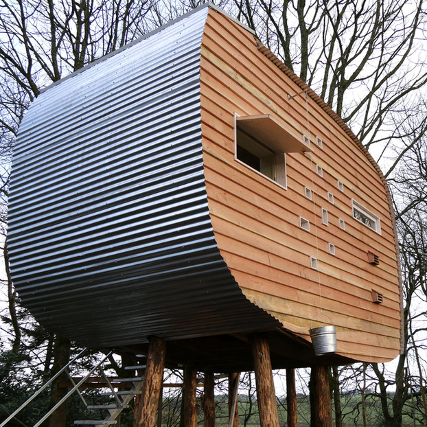 Brockloch Treehouse