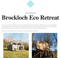 Brocklosh Eco Retreat Image