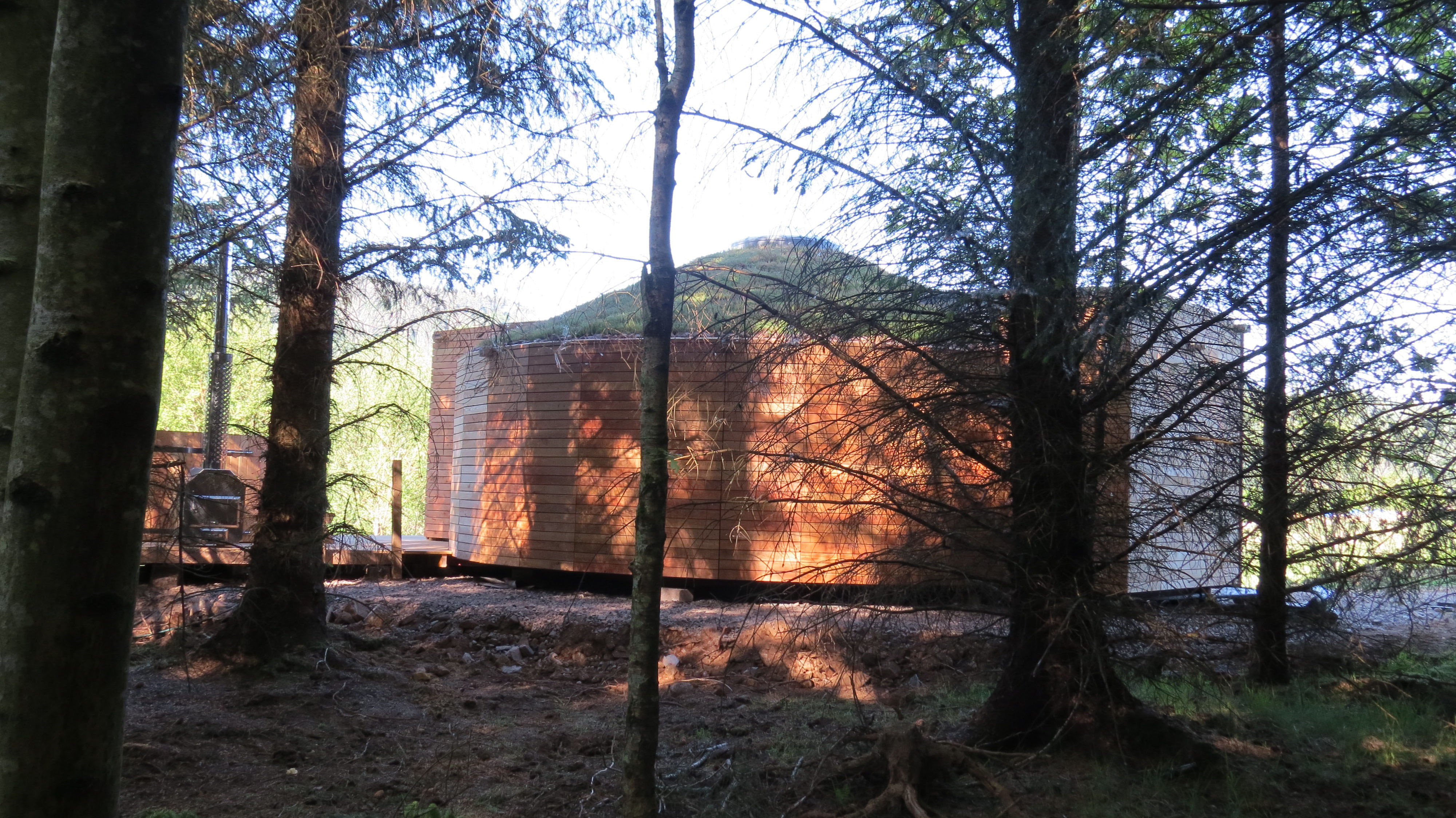 Yurt Exterior 7HR