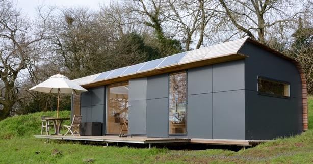 Wave Eco Cabin Exterior 3