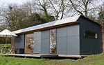 Modular eco house Exterior
