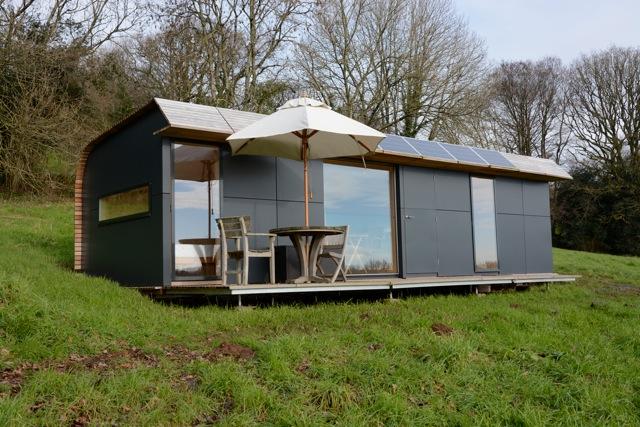 Wave Eco Cabin Exterior