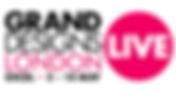 """Grand Designs London Live"" Logo"