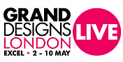 """Grand Designs London Live"" Logo"