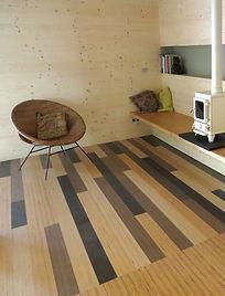 Wave Cabin Baubuche Flooring