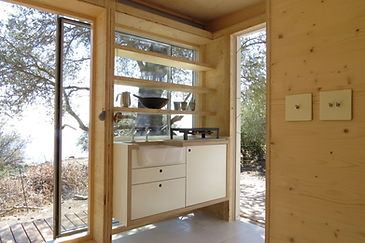 House on Wheels Compact Kitchen