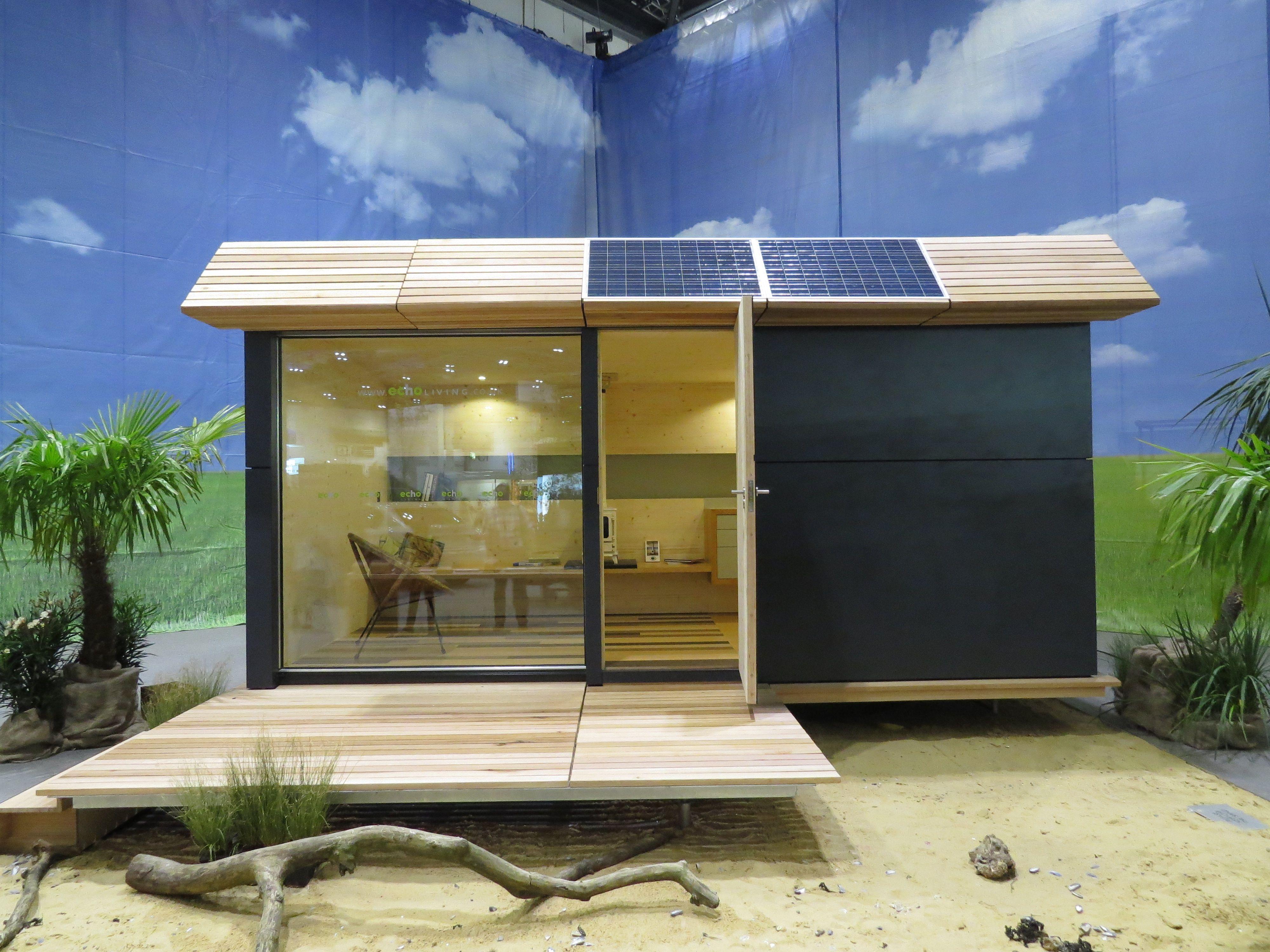 WAVE Eco Cabin