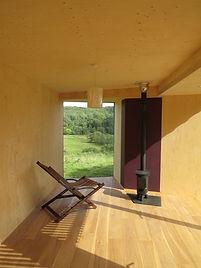Tower Garden room Oak floor