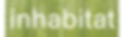 """Inhabitat"" logo"