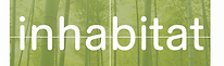 """Inhabitat"" logo"