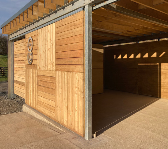 Visitor Facility, Crawick Mulitverse, Designed and built by Echo Scotland