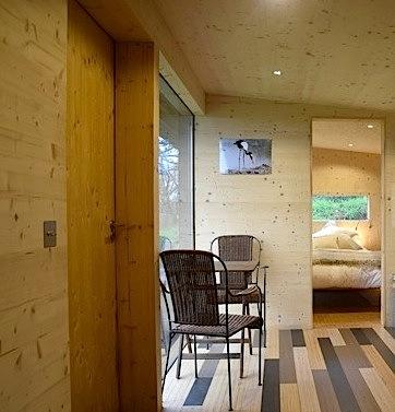 One Bedroom Wave Interior