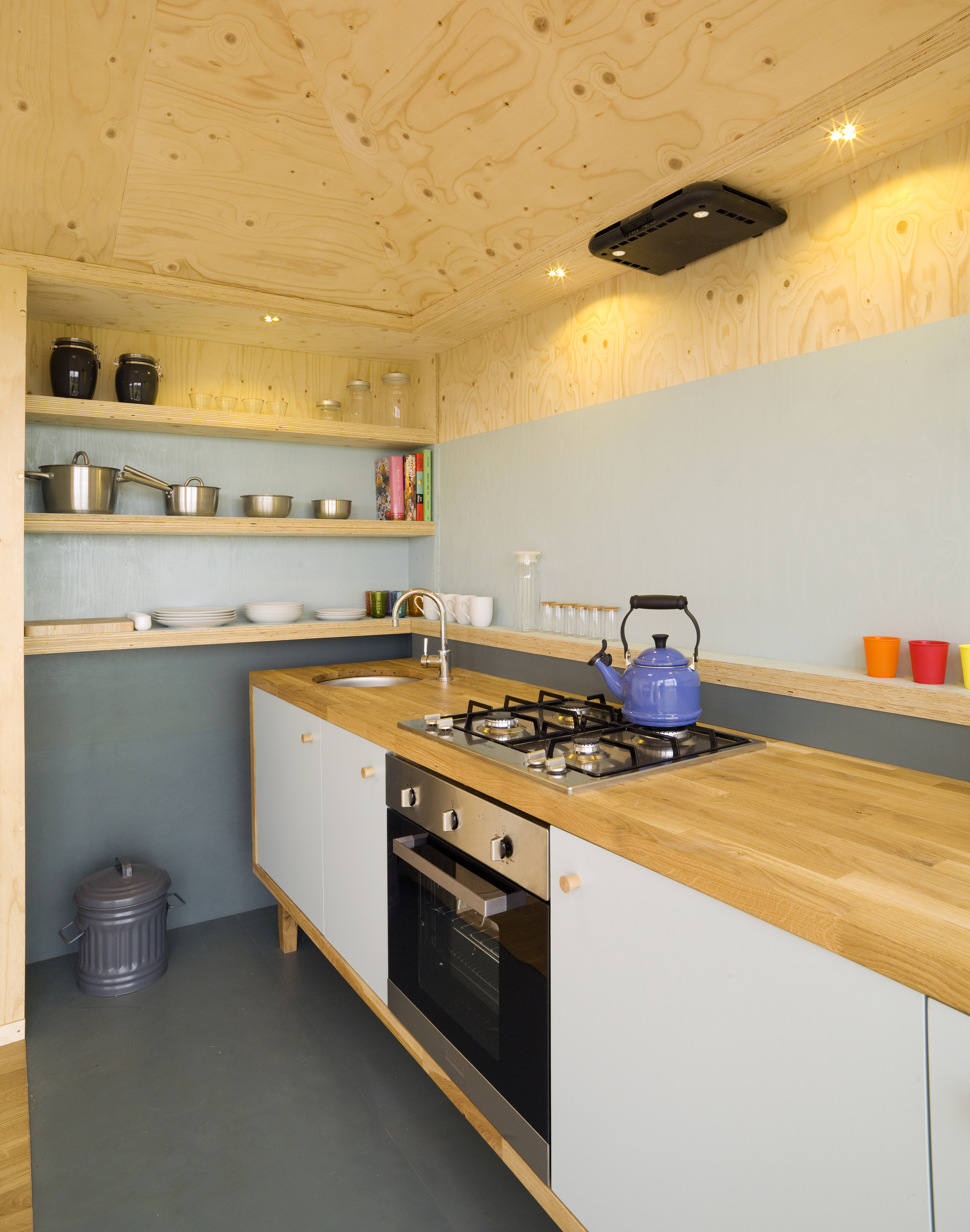Brockloch Bothy Kitchen