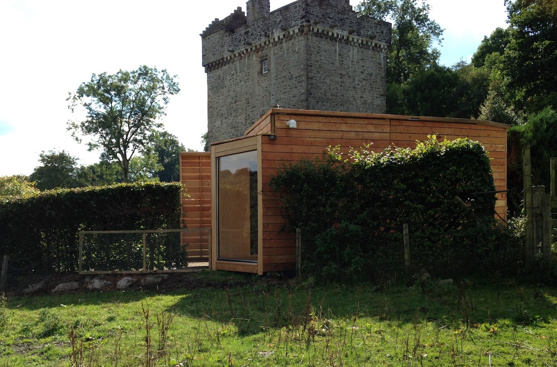 Tower House Garden Room