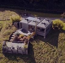 Modular eco pods for farm house