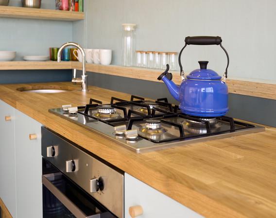 Brockloch Bothy, kitchen detail