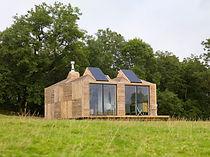 Brockloch Bothy modular eco pod
