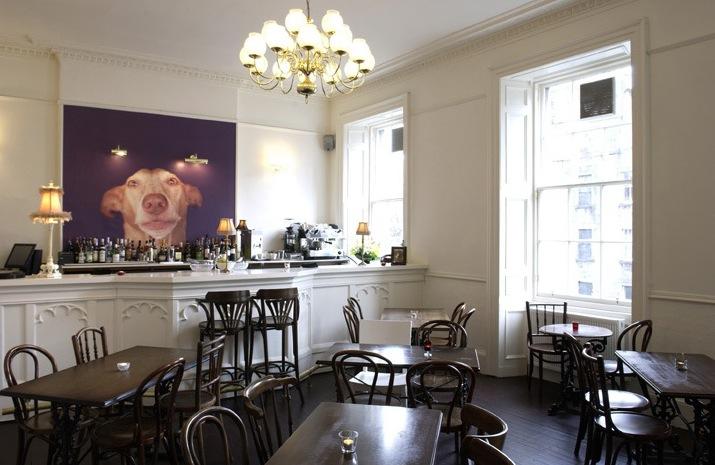 The Dogs Restaurant, Edinburgh