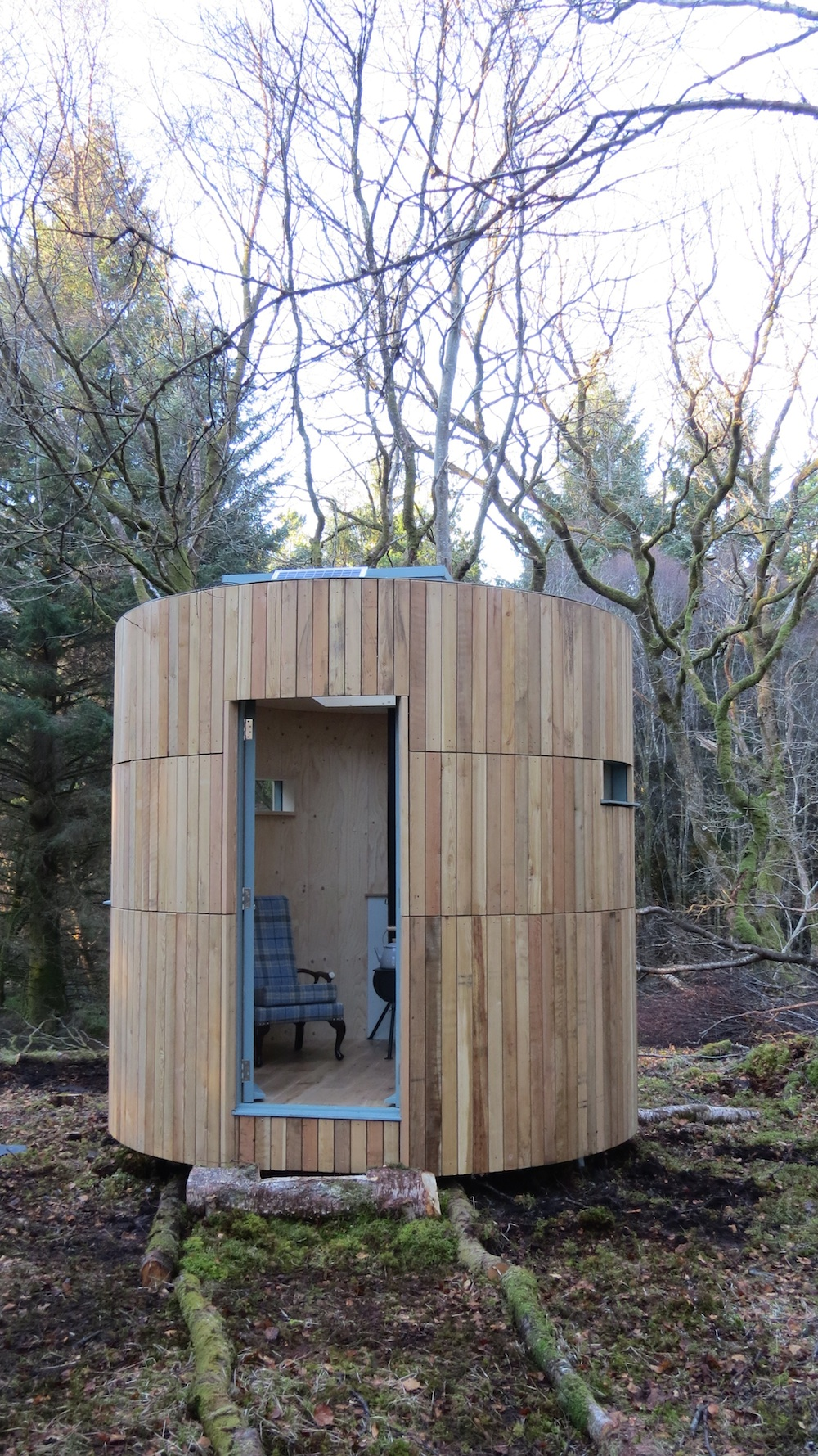 Stargazer Wildlife Hide