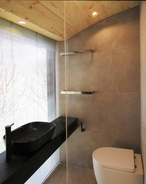 Tree Hoose Interior 6 - Shower Room