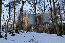 Echo Living Treehouse amongst The Guardian's Best Holiday Treehouses.
